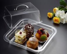 Ac Cake Box Square S / S- 35*35cm