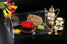 AC Cake / Dessert Flip Box 45x36x19cm