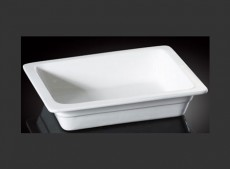 H.P Ivory / Hlaf Rec. Chafing Dish Insert 13