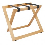 STAND-NAT / Luggage Rack Stand without Back Stand