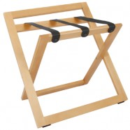 STAND-002-NAT-B/ STAND-002-NAT-G Luggage rack