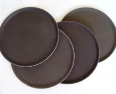 N. Slip Tray (B) R.  45 Plastic W Rubber. / 1800