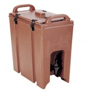 JW-INC7L 7L INSULATED CONTAINER,BROWN,JIWINS