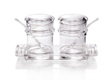 Acrylic JamJar Set (Small) F0007