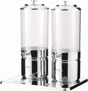 Juice Dispenser With Stainless Steel Legs