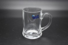 Glass Beer Mug / ZWKB2021/400ml