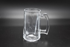 Glass Beer Mug / ZWKB2001/400ml