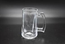 Glass Beer Mug / ZWKB2001/400ml