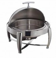 S.Steel Round Chafing Dish