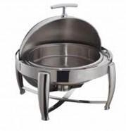 S.Steel Round Chafing Dish