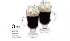 VAGUE IRISH COFFEE MUG