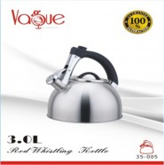 GS-K405/ S.Steel Kettle With Single Bottom