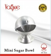 GS-SB210/ S.Steel Mini Sugar bowl D:65x85mmH