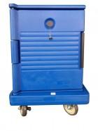 JW-FOC / Food Carrier Dolly, Trolley Blue
