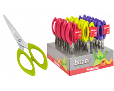 241917 / DISP.24 SCISSORS CM.17 BAZAR Inn-48/24