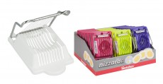 184501 / DIS.EGG SLICER NIZZARDA 30 PCS Inn-30