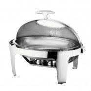 X32820V / ELITE RANGE SS ROLL-TOP CHAFER, OVAL 9LTR
