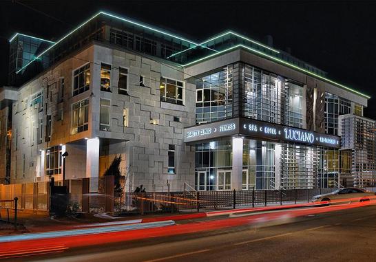 Luciano Spa Complex & Hotel