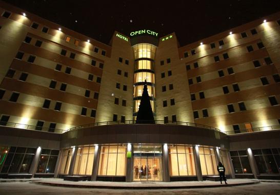 Open City Hotel Chelny / Russia